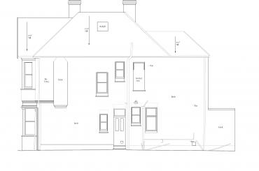 House External Elevation