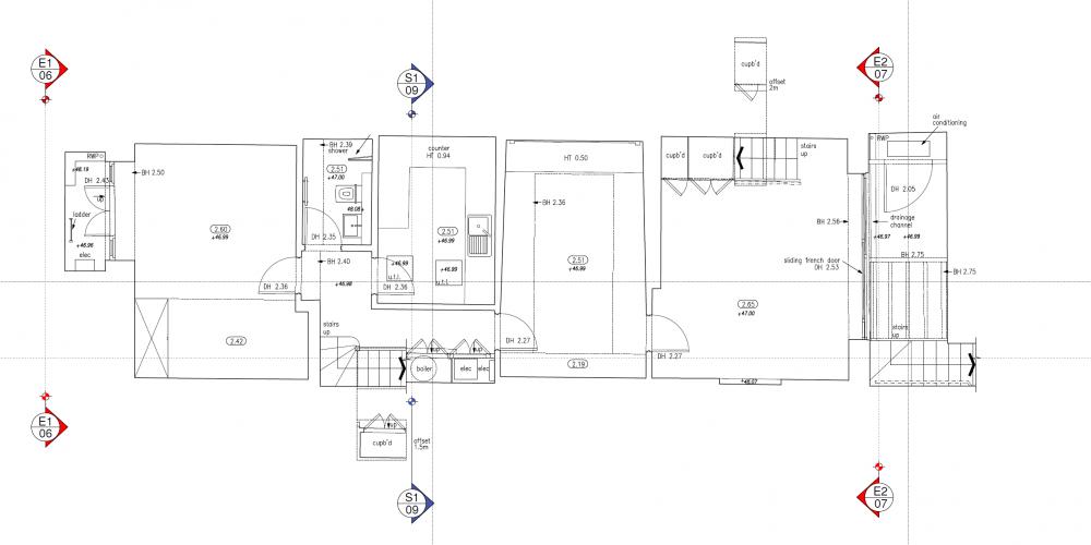 Floor Plan Levels